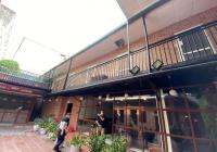Cho thuê nhà mặt phố Trần Thánh Tông, 160m2 x 2 tầng, MT 22m, 60 tr/th, nhà mới, ảnh thật