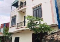 Gấp, bán nhà 3 tầng cực đẹp ngõ oto mặt ngõ đường Song Hào, DT 46m2, giá 1,3 tỷ. LH: 0985826887