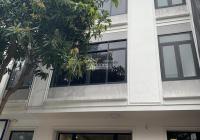 Cho thuê nhà Trung Yên 14, Yên Hòa, Cầu Giấy 55m2 x 6 tầng ngõ ô tô tránh