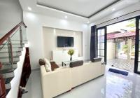 Bán nhà trệt lầu thiết kế hiện đại, tặng nội thất sang trọng