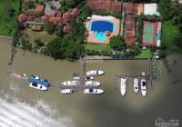 Khu biệt thự bến du thuyền, 20m x 30m, xây dựng: 3 lầu