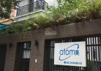 Cho thuê biệt thự mặt đường Trung Văn Vinaconex 3 200m2, 4 tầng 1 hầm MT 10m giá 40tr/th