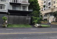 Bán nhanh căn biệt thự góc đường lớn Phú Mỹ Hưng DT 11*18m nhà 2 mặt tiền, cực kì đẹp, giá bán 49tỷ