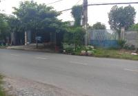Bán lô đất rẻ 2700m2 mặt tiền đường Hồ Văn Tắng, Tân Phú Trung, Củ Chi