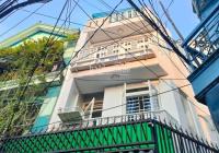 Ngộp bank! Bán nhà mới Lê Quang Định, Bình Thạnh 4T, chỉ 3 tỷ 8