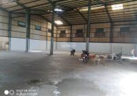 Cho thuê nhà xưởng đường Số 8, phường Bình Hưng Hòa B, Bình Tân, diện tích: 500m2, LH: 0908060303