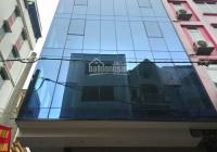 Bán Tòa Nhà Văn Phòng phố Trần Thái Tông, Dịch Vọng tiện kinh doanh DT: 130m2, nhà xây 8 tầng