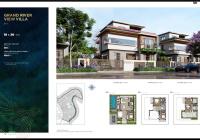 Biệt thự 18x20m (căn gốc) view sông Đảo Phượng Hoàng Aqua City giá 36 tỷ. LH: 0909611227