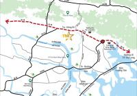Lô liền kề ngoại giao dự án TNR Uông Bí giá tốt nhất thị trường