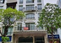 Cho thuê nhà phố Hoàng Quốc Việt, CG, 180m2 6T MT 8m thông sàn thang máy trung tâm đào tạo 100tr/th