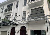 Cho thuê nhà lô góc 3 mặt tiền Nguyễn Chánh,  200m2 x 3 tầng, mặt tiền 40m, nhà hàng, cà phê 150tr