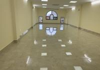 Cho thuê sàn VP Hoàng Quốc Việt, Cầu Giấy, 100m2 thông sàn, mới đẹp, cửa kính, giá 12 triệu