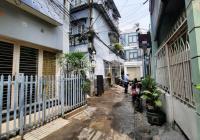 7.6 tỷ nhà mới 1 sẹc 2 lầu 3PN hẻm Lê Hồng Phong, Q. 10