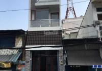 Cho thuê nhà nguyên căn, 307 Bãi Sậy, 1 trệt, 2 lầu, 4PN, 4WC, giá 19 triệu/th, mặt tiền đường, LH