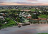 Bán 7698 m2 đất mặt tiền thị trấn Cần Giuộc. Giáp ranh Nhà Bè - Bình Chánh TPHCM