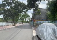 Bán 56m2 lô góc gần hồ bìa làng Đại Bản - Phú Thị - Gia Lâm