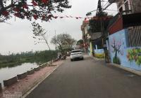 Đầu tư, KD đỉnh đất 2 mặt đường 5m trục chính Phú Thị, Gia Lâm, giá Đầu tư