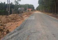 Chính chủ cần bán thửa đất xã Phú An, Bến Cát, DT 350m2, sổ sẵn như hình