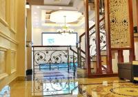 Bán nhà mới hẻm thông 8m Dương Quảng Hàm, P5, Gò Vấp. DT 4x15m 1 trệt lửng 2 lầu ST, 7.6 tỷ TL