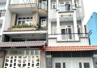 Bán nhà mặt tiền 44 đường Trịnh Lỗi, 4.1mx20m, giá 9.6 tỷ, Phường Phú Thọ Hòa, Quận Tân Phú
