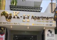 Tòa căn hộ home stay, diện tích tổng thể 734m2. Vị trí đắc địa ngay trung tâm thành phố