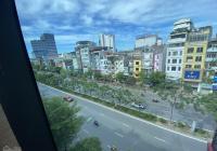 Cho thuê nhà MP Xã Đàn, 100m2, XD 6 tầng, 1 hầm, thông sàn, mới xây, hiện đại. Giá 160 triệu