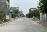 Cần bán nhanh lô đất giãn dân làn 2 đường Nguyễn Quyền, Khả Lễ, TP Bắc Ninh, DT 80 m2, MT 4 m