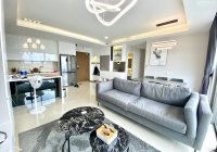 Cho thuê căn hộ 3PN Vinhomes Central Park 116m2 nội thất cao cấp view thoáng giá 21 triệu