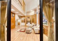 Bán nhà mới đẹp căn lô góc HXH 71m2, 5 tầng 8 tỷ 9 Nguyễn Văn Lượng, Gò Vấp