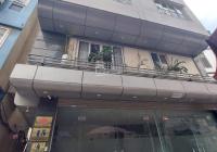 Siêu phẩm Trần Thái Tông 106 m2 9 tầng thang máy MT 7.8 m cho thuê 180 tr/th 30 tỷ Cầu Giấy