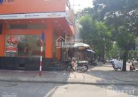 Siêu phẩm mặt phố Trần Quốc Hoàn 59m2, 7 tầng, TM cho thuê 60 tr/th, MT 4.2m, 25.5 tỷ Cầu Giấy