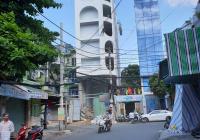 Cho thuê tòa nhà văn phòng mặt tiền mới xây 2 hầm + 8 tầng cao tổng DT 2,000m2 sàn