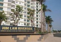 Bán CH Him Lam Riverside, Q7, 100m2, 2PN, 2WC, full nội thất, view D1, giá 3.7 tỷ - 0931303351