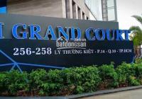Chính chủ cho thuê Xi Grand Court 2PN 2WC 70m2 trợ giá mùa covid 14.5tr/th. 0979798664 Mr Trí