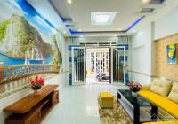 Nhà 4 lầu hẻm 6m chỉ nhỉnh 4tỷ khu VIP trung tâm Phú Nhuận