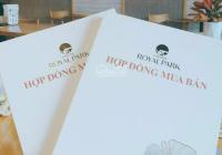 Cần bán liền kề SH 19  mặt đường 33m, giá 85tr/m2 dự án Hinode Royal Park Kim Chung Di Trạch