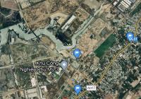 Bán 10 lô, cách QL51 20m, cảng Cái Mép Thị Vải 2km, giá 16tr/m2 = 1,9tỷ, gần UBND Phước Hoà