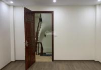 Bán gấp trong tuần nhà Đội Cấn Bưởi - Vĩnh Phúc, Ba Đình. DT 38m2 x 5 tầng giá 4.35tỷ ô tô đỗ cửa