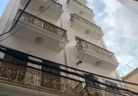 Bán nhà Ngõ 8 Võng Thị, Tây Hồ, ô tô vào nhà. DT 110m2, 5 tầng, MT 7m, SĐCC, giá 14,5 tỷ