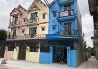 Bán nhà 3 tầng ngõ đường Tô Hiến Thành, diện tích: 60m2