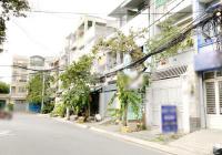 Nhà (4*15m, 3 lầu) mặt tiền đường nội bộ Cao Lỗ thông Phạm Hùng P4 Q8