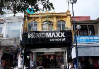 Bán nhà mặt phố Triệu Việt Vương 190m2 sổ vuông đẹp MT 8.3m không có DT chung PL sạch, 500tr/m2