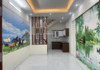 Xây mới lô góc hai mặt thoáng 35m2 x5T đẹp long lanh Võ Chí Công, Xuân La, Tây Hồ giá 3,6 tỷ