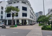 Cho thuê Shophouse Vinhome Gardenia Hàm Nghi DT 160m2 * 5 tầng, thông sàn, có thang máy giá 80tr/th