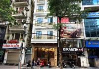 Siêu phẩm mặt phố Kim Ngưu, 80m2 x 7 tầng thang máy, lô góc, kinh doanh vô địch, 27 tỷ