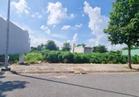 Bán lô đất 120m2 đang vay Vietcombank 3 tỷ - Đường nhựa 20m - Đối diện trạm y tế, trường học