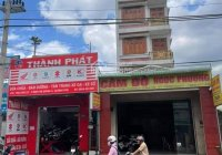 Bán nhà mặt tiền đường Mã Lò đối diện chung cư, DT 5x30m, SHR