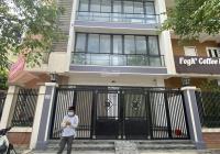 Cho thuê nhà khu đô thị Đồng Tàu Thịnh Liệt 90m2x4 tầng đẹp đắc địa