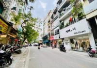 Mặt phố Triệu Việt Vương 33 m2 5 tầng MT 7.8 m ô tô tránh cho thuê 30 tr/th 25 tỷ Hai Bà Trưng