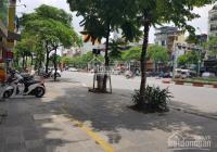 Mặt phố lô góc Trần Khát Chân 58m2 4 tầng MT 3.7m ô tô tránh cho thuê 35 tr/th 24.5 tỷ Hai Bà Trưng